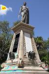 estatua vicente guerrero